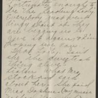 1918-03-29 Trix B. Croft to Conger Reynolds Page 3