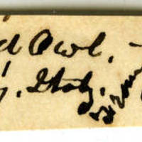 Clinton Mellen Jones, egg card # 739