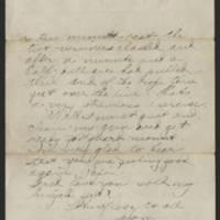 1918-03-17 Thomas Messenger to Mr. & Mrs. N.H. Messenger Page 4