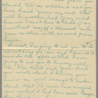 1918-02-17 Daphne Reynolds to Conger Reynolds Page 2