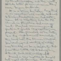1945-08-05 Laura Davis to Lloyd Davis Page 2