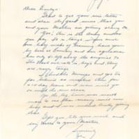 Joe, July 27, 1943
