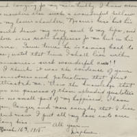 1918-03-16 Daphne Reynolds to Conger Reynolds Page 6