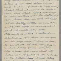 1942-07-26 Lloyd Davis to Laura Davis Page 2