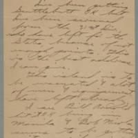 1945-12-09 Pfc. Bill Hammes to Dave Elder Page 1