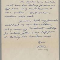 1945-12-01 Ellie I. Finke to Dave Elder