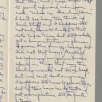 1942-09-10 Laura Davis to Lloyd Davis Page 2
