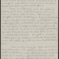 John William Graham letters, July-September 1942