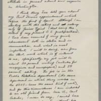 1942-03-23 Joseph Evans to John Evans Page 2