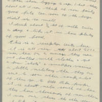 1942-07-09 Lloyd Davis to Laura Davis Page 2