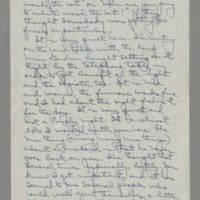 1943-10-24 Laura Davis to Lloyd Davis Page 2