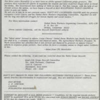 1969-04-17 Newsletter, Fort Madison Branch of the NAACP Page 2