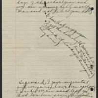 Conger Reynolds to John Reynolds Page 2
