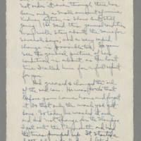 1942-08-15 Laura Davis to Lloyd Davis Page 2