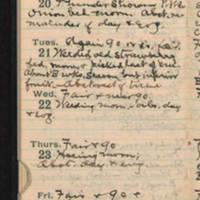 1921-06-19 -- 1921-06-25