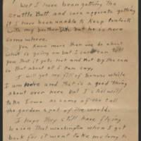 1945-04-03 Cpl. Jack D. Longer to Dave Elder Page 1