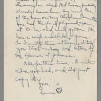 1942-02-13 Laura Davis to Lloyd Davis Page 4