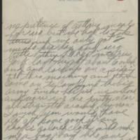 1917-09-13 Harvey Wertz to Mrs. L.A. Wertz Page 2