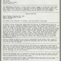1963-11-14 NAACP Newsletter, Fort Madison Branch, Page 2
