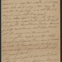 1945-03-19 Pvt. Robert L. Clark to Dave Elder Page 1