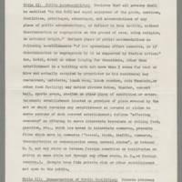 Synopsis of the Civil Rights Bill Page 2