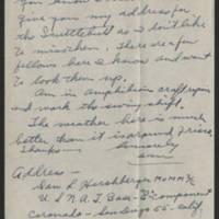 1945-05-19 Dan Hershberger to Dave Elder