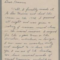 1942-07-26 Maurice Hutchison to Laura Frances Davis Page 1