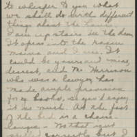 1918-09-13 Daphne Reynolds to Conger Reynolds Page 3