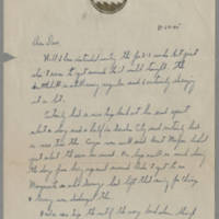 1945-11-24 Dave Neiswanger to Dave Elder Page 1