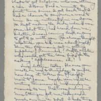 1942-10-26 Laura Davis to Lloyd Davis Page 2