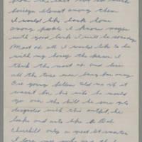 1942-12-25 Lloyd Davis to Laura Davis Page 2