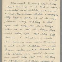 1942-07-06 Lloyd Davis to Laura Davis Page 1