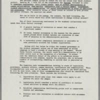 """1970-06-03 Report: """"""""Campus Tensions -- A Report on Iowa and Elsewhere"""""""" Page 7"""