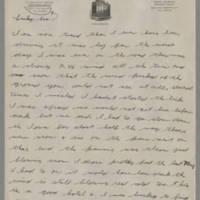 1942-01-04 Lloyd Davis to Laura Davis Page 3