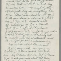 1945-08-29 Susie Hutchison to Laura Frances Davis Page 2