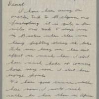 1945-05-14 Lloyd Davis to Laura Davis Page 1