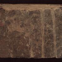 Abigail Wellington Townsend cookbook, circa 1840