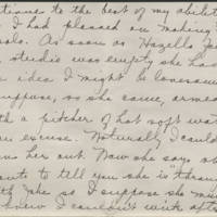1918-03-13 Daphne Reynolds to Conger Reynolds Page 3