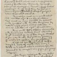 1918-01-12 Bob Browning to Karl Hoffman Page 2