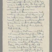 1942-07-13 -- 1942-07-15 Laura Davis to Lloyd Davis Page 2