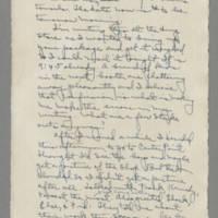 1942-08-25 Laura Davis to Lloyd Davis Page 2