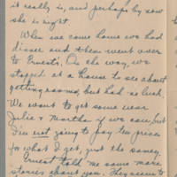 1918-08-22 Daphne Reynolds to Conger Reynolds Page 3