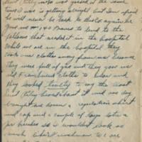 1918-07-12 Harvey Wertz to Mrs. L.A. Wertz Page 3