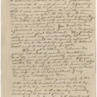 1919-09-14 Robert M. Browning to Dr. Mabel C. Williams Page 2