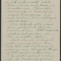 1918-07-26 Thomas Messenger to Mr. N.H. Messenger Page 2