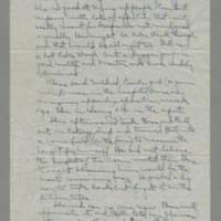 1942-09-06 Laura Davis to Lloyd Davis Page 2