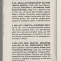 Anti-Degamation League of B'nai B'rith Page 22