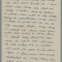 1945-06-04 Lloyd Davis to Laura Davis Page 2