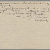 1918-02-24 Conger Reynolds to Daphne Reynolds Page 6