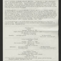 "1969-10-18 Newsletter: """"LULAC Glances"""" Page 5"